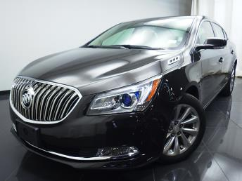 2014 Buick LaCrosse Leather - 1580005795