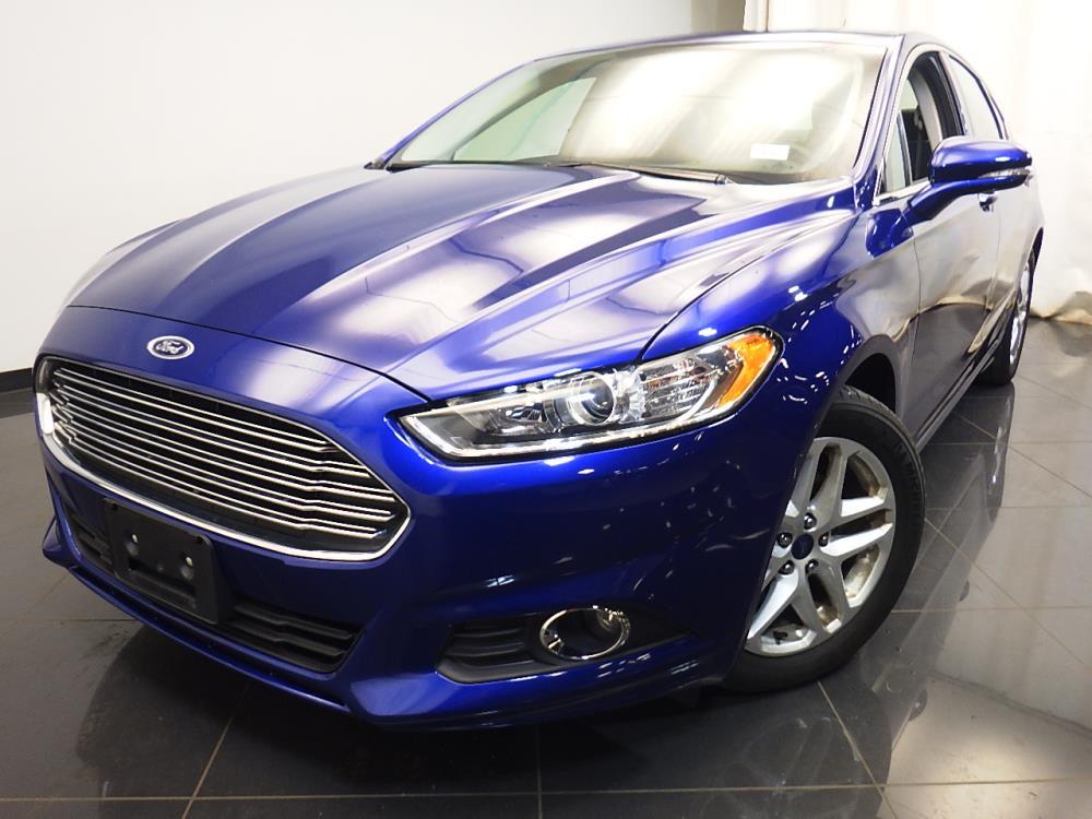 2016 Ford Fusion SE - 1580005800
