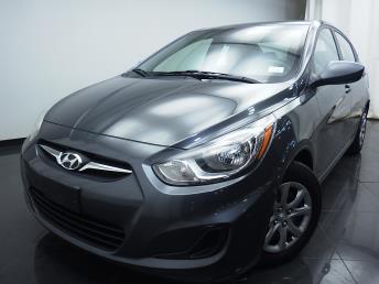 2012 Hyundai Accent GLS - 1580005815