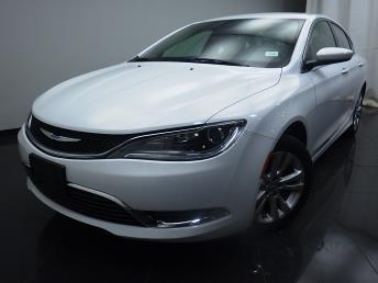 2016 Chrysler 200 Limited - 1580005868