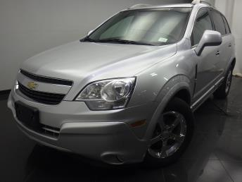 Used 2013 Chevrolet Captiva