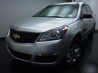 2015 Chevrolet Traverse LS - 1580006007
