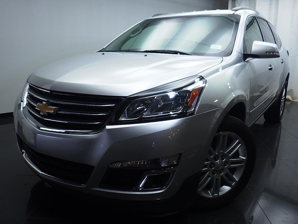 2015 Chevrolet Traverse LT - 1580006041