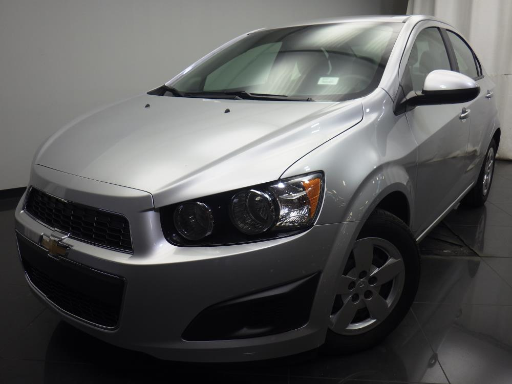 2015 chevrolet sonic ls for sale in youngstown. Black Bedroom Furniture Sets. Home Design Ideas