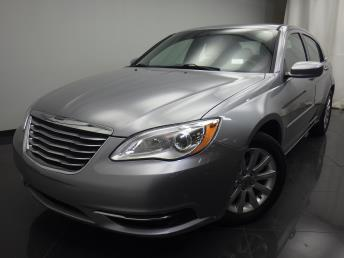 2013 Chrysler 200 Touring - 1580006103
