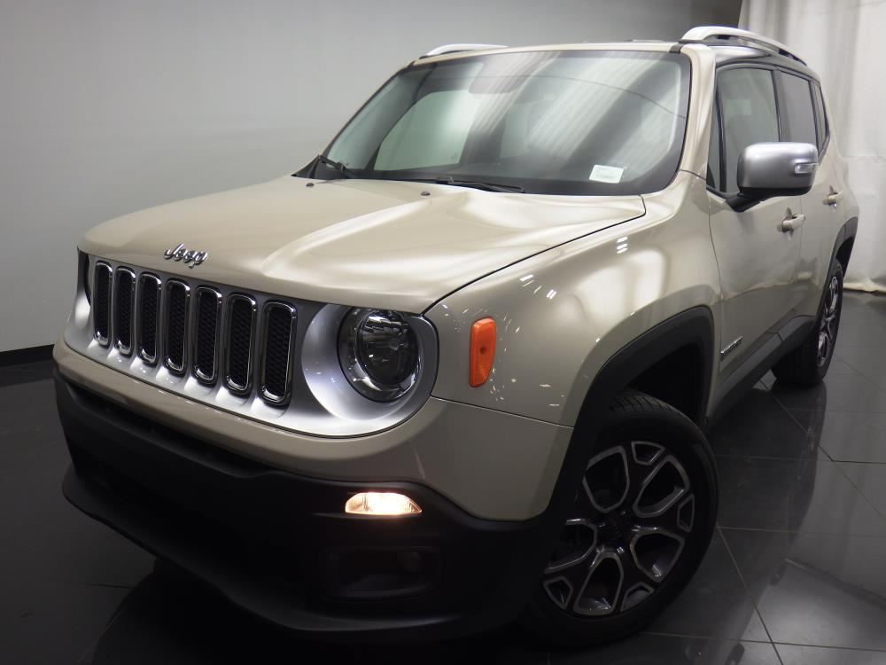 2015 Jeep Renegade Limited - 1580006174