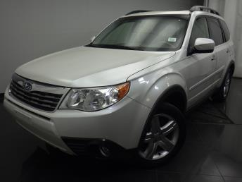 2010 Subaru Forester 2.5 X Limited - 1580006194
