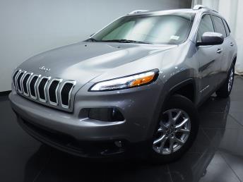 2016 Jeep Cherokee Latitude - 1580006268