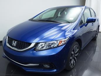 2015 Honda Civic EX-L - 1580006289