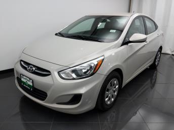2016 Hyundai Accent SE - 1580006318