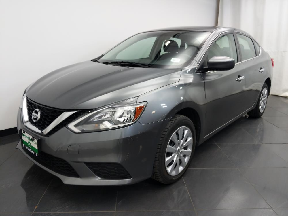 2016 nissan sentra sv for sale in youngstown 1580006470 drivetime. Black Bedroom Furniture Sets. Home Design Ideas