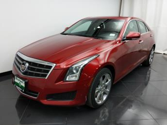 2014 Cadillac ATS 3.6L Luxury - 1580006484