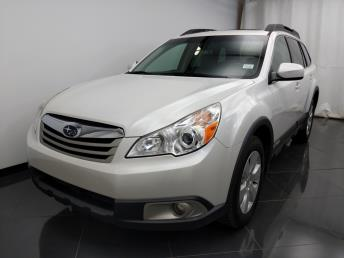2010 Subaru Outback 2.5i Premium - 1580006485