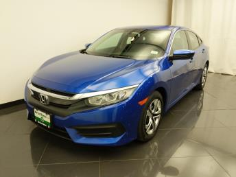 2016 Honda Civic LX - 1580006498