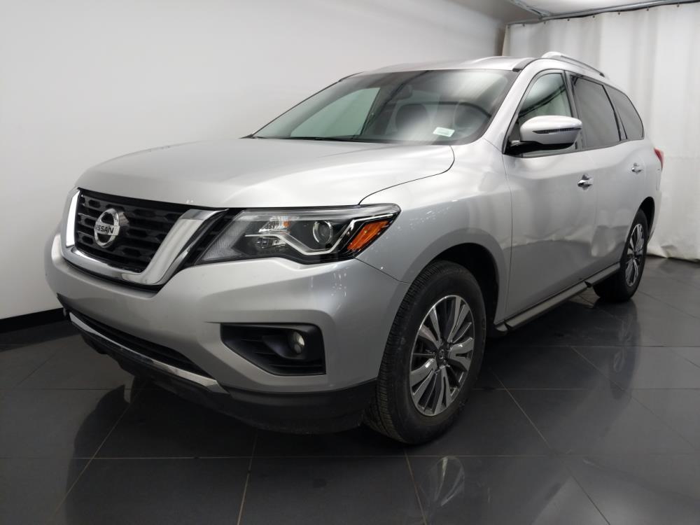 2017 Nissan Pathfinder SV for sale in Detroit | 1580006508 | DriveTime