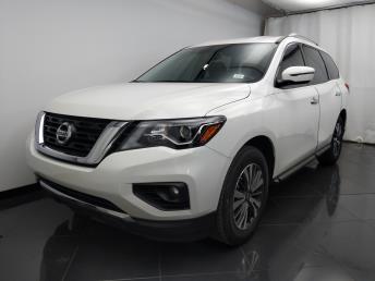 2017 Nissan Pathfinder SV - 1580006509