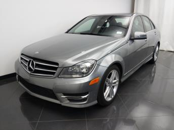 2014 Mercedes-Benz C 300 4MATIC Luxury  - 1580006524