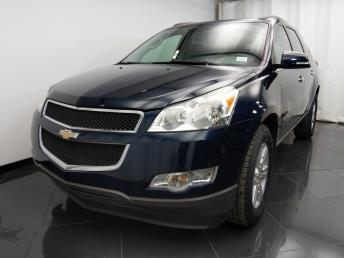2010 Chevrolet Traverse LT - 1580006573
