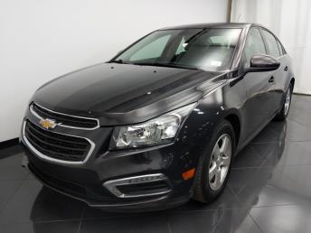 Used 2015 Chevrolet Cruze