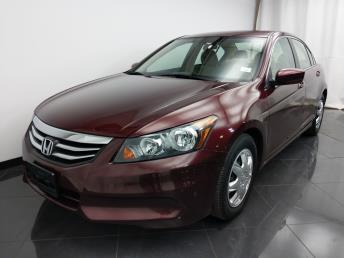 2011 Honda Accord LX - 1580006638