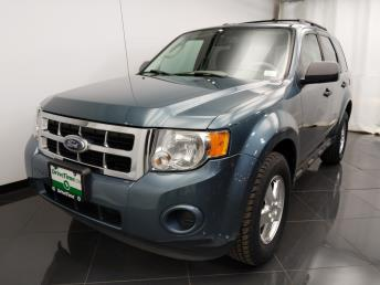 2012 Ford Escape XLS - 1580006641