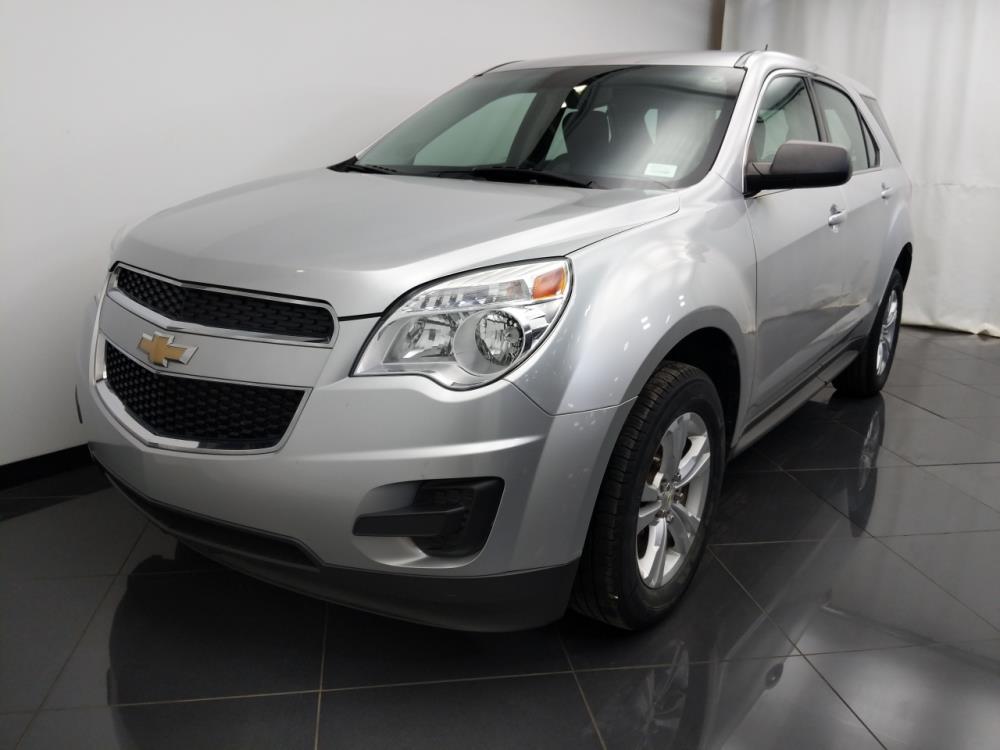 2014 Chevrolet Equinox LS - 1580006657