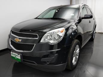 2012 Chevrolet Equinox LT - 1580006667