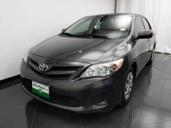 2011 Toyota Corolla  - 1580006698