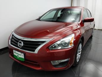 2015 Nissan Altima 2.5 S - 1580006757