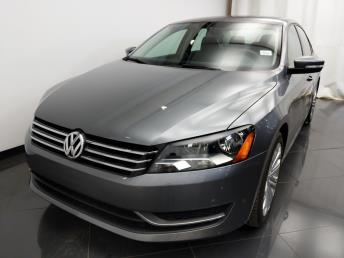 2014 Volkswagen Passat 2.5L S - 1580006931