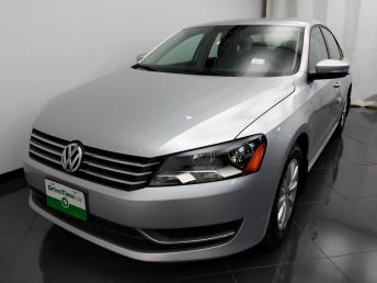 2014 Volkswagen Passat 2.5L Wolfsburg Edition - 1580006984