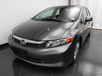 2012 Honda Civic LX - 1580007013