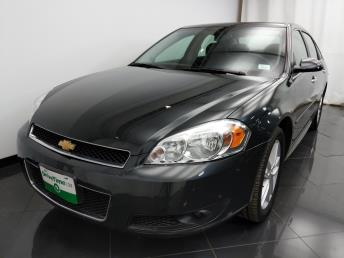2015 Chevrolet Impala Limited LTZ - 1580007024