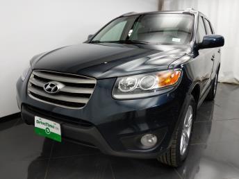 Used 2012 Hyundai Santa Fe