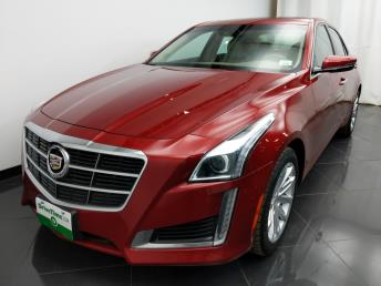 2014 Cadillac CTS 2.0 Luxury Collection - 1580007060