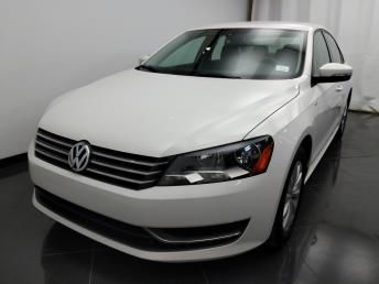 2014 Volkswagen Passat 2.5L Wolfsburg Edition - 1580007088