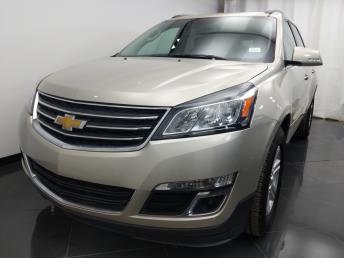 2014 Chevrolet Traverse LT - 1580007119