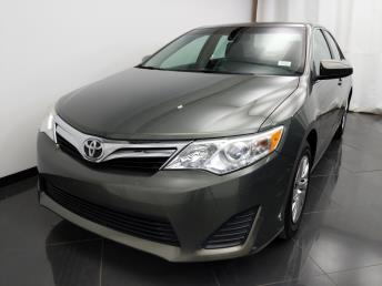 2012 Toyota Camry LE - 1580007150