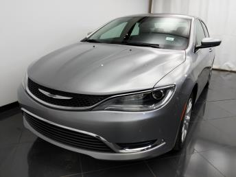 2015 Chrysler 200 Limited - 1580007174