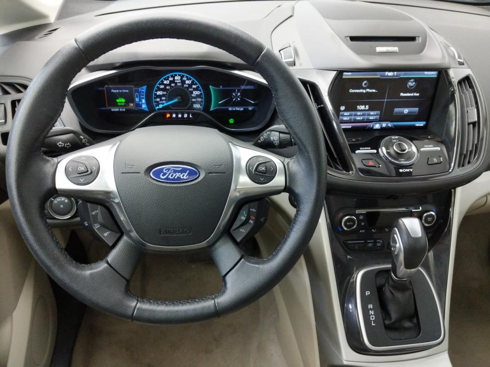2015 Ford C-MAX Energi SEL - 1580007178