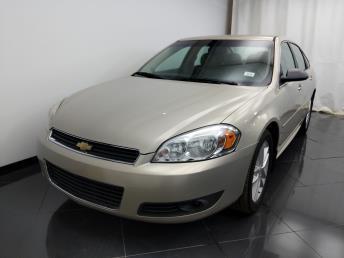 2011 Chevrolet Impala LTZ - 1580007194