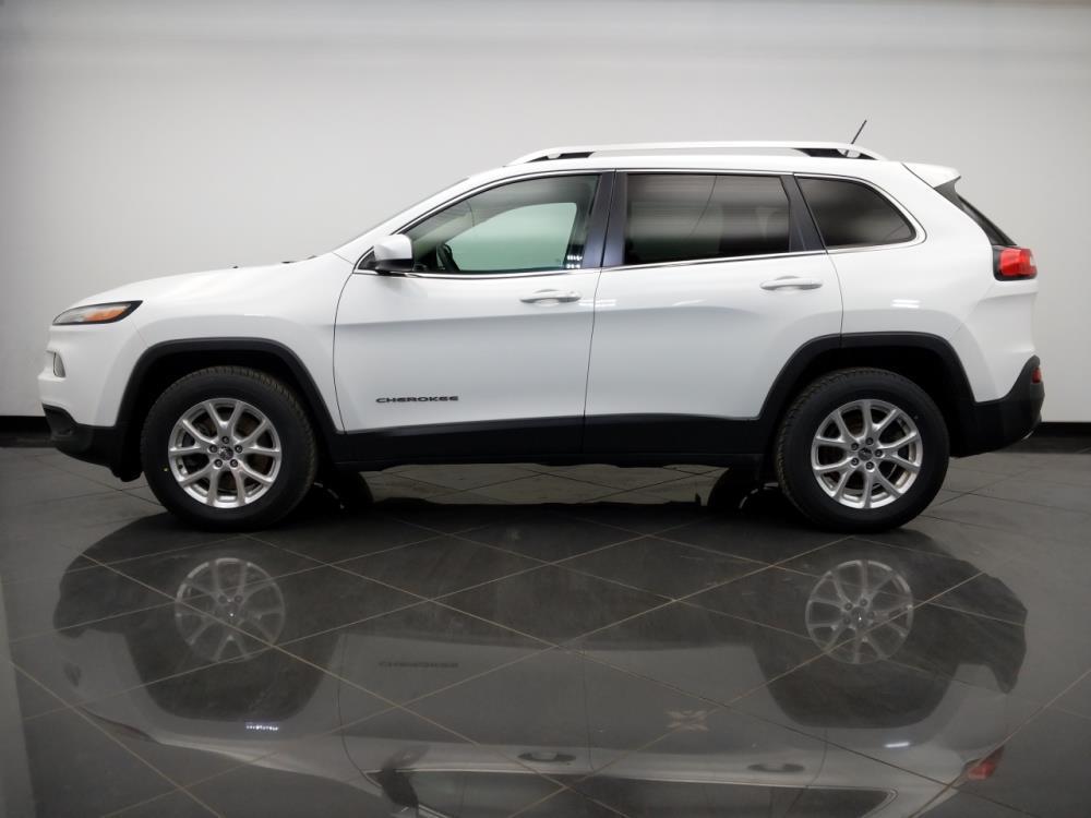 2016 Jeep Cherokee Latitude - 1580007235