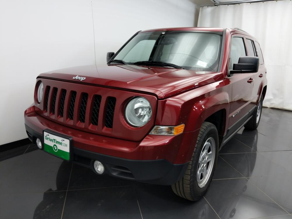 2016 Jeep Patriot Sport - 1580007292