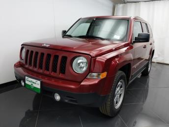 2016 Jeep Patriot Sport - 1580007292