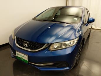 2013 Honda Civic EX - 1580007314