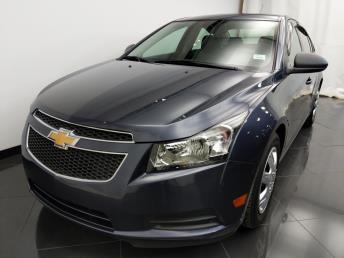 2013 Chevrolet Cruze LS - 1580007319