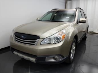 2010 Subaru Outback 3.6R Limited - 1580007328