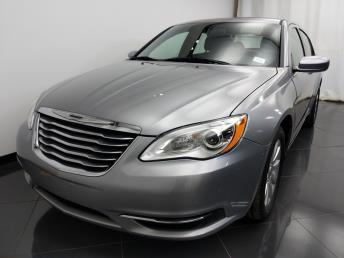 2013 Chrysler 200 Touring - 1580007349