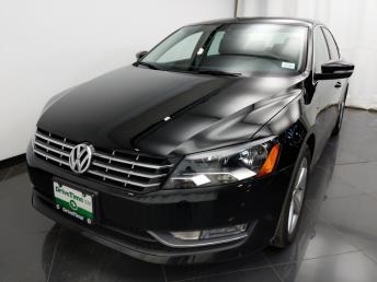 2015 Volkswagen Passat 1.8T Limited Edition - 1580007372
