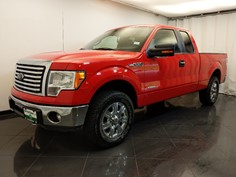 2011 Ford F-150 Super Cab FX4 6.5 ft